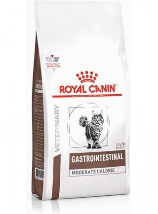 Gastro intestinal Moderate Calorie gatto Royal Canin