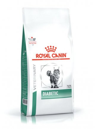Diabetic gatto Royal Canin