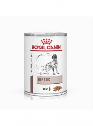 Hepatic umido cane Royal Canin