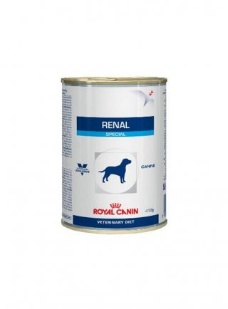 Renal Special umido cane Royal Canin 410 gr