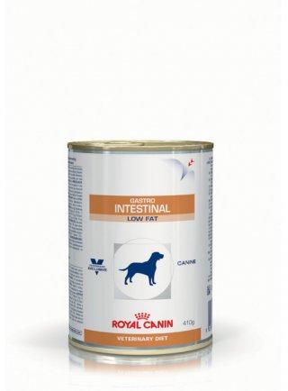Gastro Intestinal Low Fat umido cane Royal Canin
