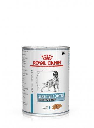 Sensitivity Control umido cane Royal Canin 420 gr