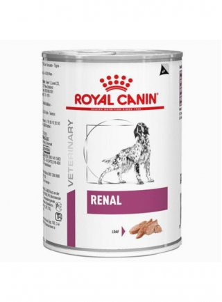 Renal umido cane Royal Canin