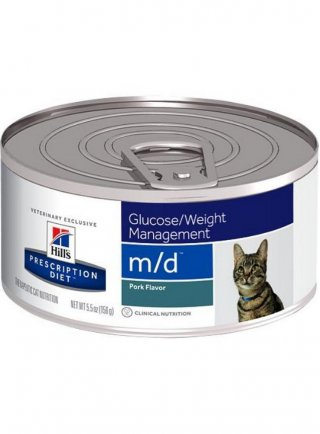 Hill's feline M/D 156 gr