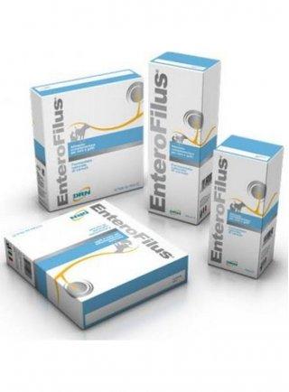 Enterofilus stop diarrea 12 fiale e 250ml trattamento dissenterie cane e gatto