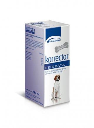 Korrector reidrata trattamento per la disidratazione