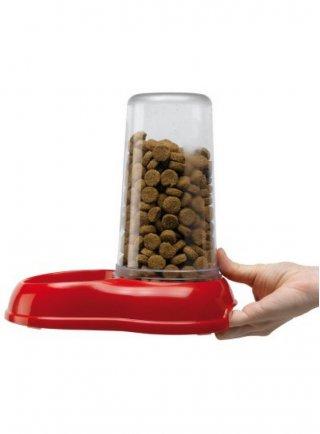 Distributore cibo cani e gatti acqua e cibo azimut