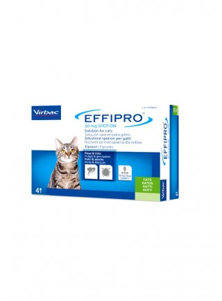 EFFIPRO SPOT-ON GATTO antiparassitario