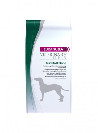 EVD Dog Restricted Calories Adult All Breeds Chicken kg 12