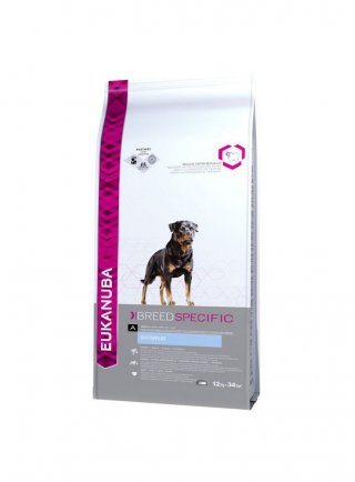 Eukanuba Dog Breed Specific All Rottweiler Chicken kg 12