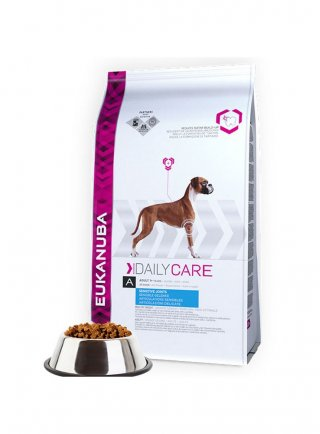 Eukanuba Dog Daily Care Adult Sensitive Joints All Breeds Chicken kg 12,5