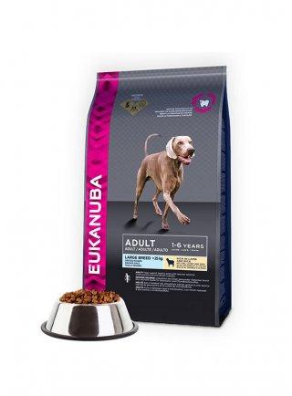 Eukanuba Dog Base Adult Large Breeds Lamb & Rice kg 12