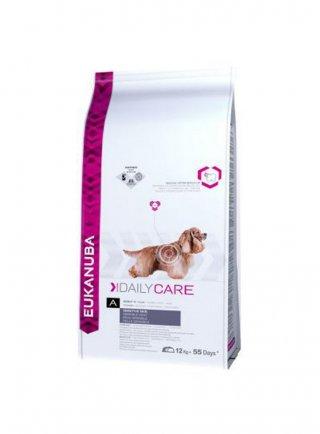 Eukanuba Dog Daily Care Adult Sensitive Skin All Breeds Chicken kg 12
