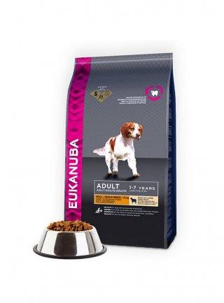 Eukanuba Dog Base Adult Small & Medium Breeds Lamb & Rice kg 12