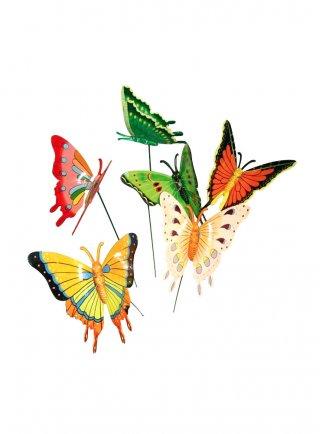 Farfalle colori misti