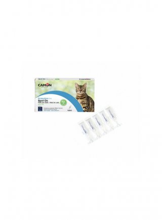 Fiale Spot-On per gatti Marpet 5x2 ml