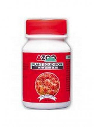 Azoo Fertilizzante Plant Solid Iron acquario acqua dolce 45gr.