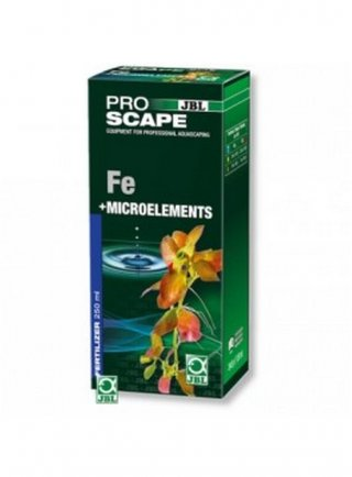 Jbl proscape FE + microelementi 250 e 500ml