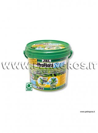 JBL ProFloraStart Set 100-200 Kit di fertilizzazione per acquari 50/100 litri