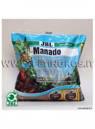 JBL MANADO - Substrato naturale per acquario - JBL