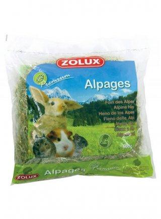 Fieno delle alpi zolux