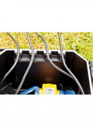 Centralina collegamento pompe e filtri power box