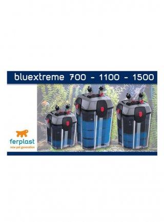 Filtro esterno bluextreme 700 1100 1500 + kit prodotti omaggio >40€