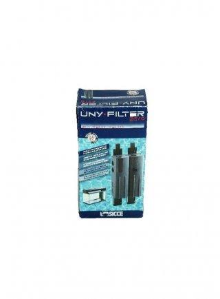 Sicce filtro interno per acquario con sistema filtrante modulare ed espandibile