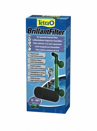 Tetra filtro interno acquario Brillant Filter