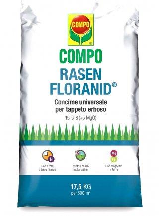 COMPO FLORANID UNIVERSALE ECO 15 tappeto erboso (15+5+8) KG.17.5