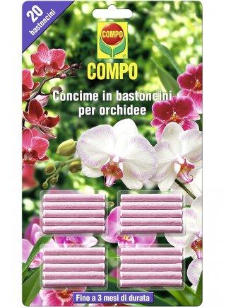 COMPO BASTONCINI ORCHIDEE