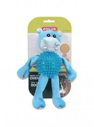 Zolux gioco Peluche TPR Hippo 23 cm
