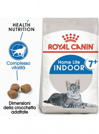 Homelife Indoor 7+ gatto Royal Canin