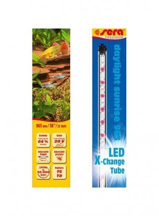Sera x-led tube change tubes