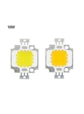Chip led 10w colore bianco 6500k