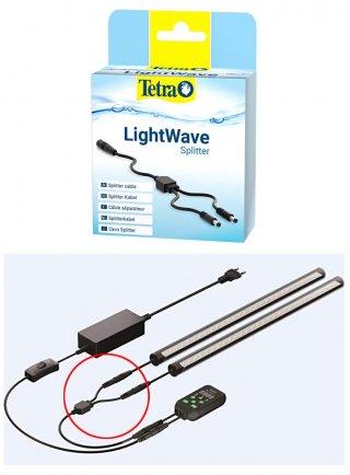 Tetra LightWave Splitter