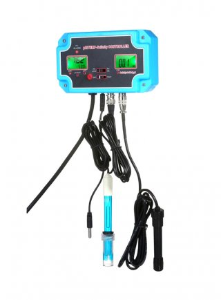 Controller co2 acquario ph control Hqa