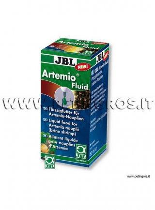 JBL ArtemioFluid 50 ml mangime liquido per alimentazione di Artemie