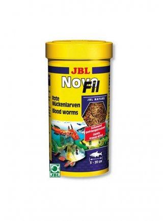 JBL Novo FIL Chironomus liofilizzati
