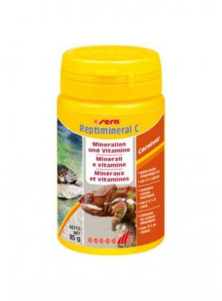 REPTIMINERAL C 100 ml vitamine per rettili carnivori