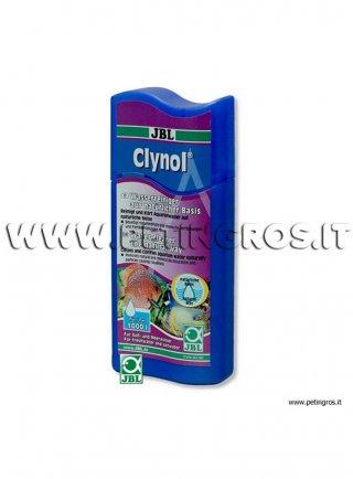 JBL Clynol chiarificante naturale per rendere limpidi acquari acqua dolce