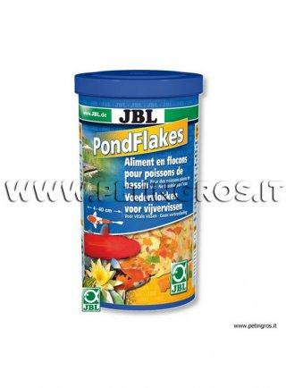 JBL Pond FLAKES mangime in fiocchi per pesci da laghetto