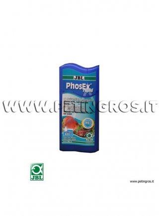 JBL PhosEX Rapid antifosfati per acquario dolce - STOP alle alghe