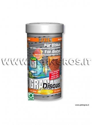 JBL GRANA Discus - Mangime granulare per Discus 1 l/450 g