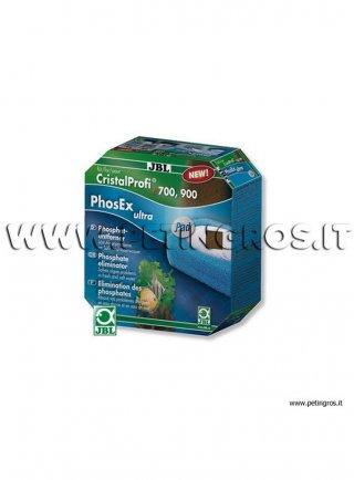 JBL PhosEx ultra Pad per CP e700/e900 ricambio filtrazione specifico fosfati-antialghe