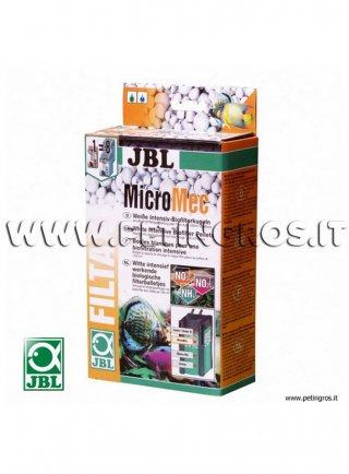 JBL MicroMec - Sfere in vetro sinterizzato per filtrazione 650 g - JBL
