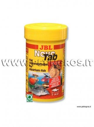 JBL Novo TAB mangime in compresse applicabili ai vetri