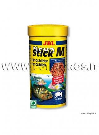 JBL Novo STICK M mangime in pellets per ciclidi medi