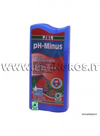 JBL PH-Minus Acidificante per acquario
