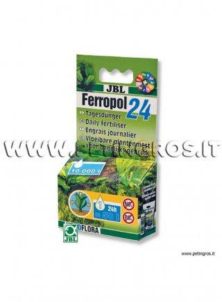 JBL Ferropol 24 - 10 ml - (Fertilizzante giornaliero)